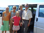 Excursions pour Individuels en Minibus avec chauffeur-guide - Day Tours for Individuals in a minibus with a Driver-Guide